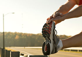 Running into the Night - Ottosdal Nite Marathon