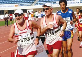 Seven Marathons on Seven Continents