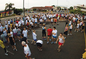 Durban's Morning Phenomenon