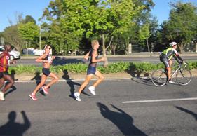 SA's Olympic Marathon Hopefuls