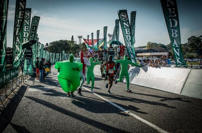 Nedbank Green Mile   Modern Athlete