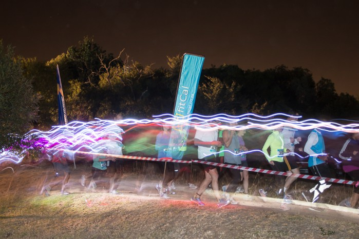 Competition & Fun: The fitCal Night Trail excites! | Modern