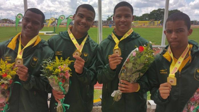 Fastest Boy in SA | Modern Athlete