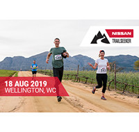 Nissan TrailSeeker Trail Run Series #4 Wellington
