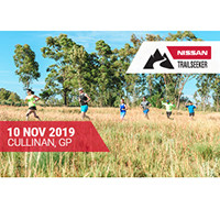 Nissan TrailSeeker Trail Run Series #6 Cullinan