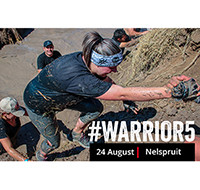 Toyota WARRIOR powered by Reebok  #5 – Mpumalanga