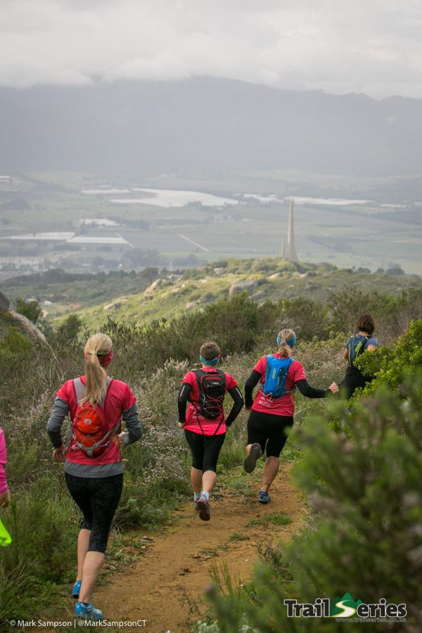 Cape Winter Trail Series - Race 3