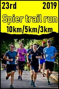 SPIER SUNDAY MORNING TRAIL RUN