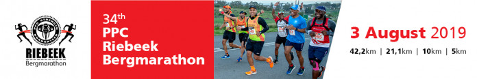 Riebeek Bergmarathon 2019