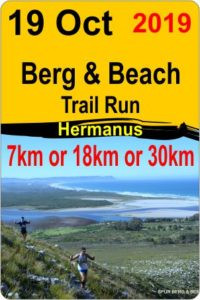 Berg and Beach Trail Run