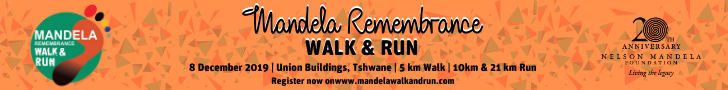 728-x90 2018 Old Mutual Soweto Marathon: Runners workshop Event Update!